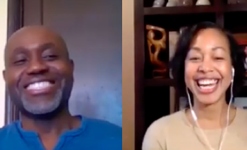 Shamis Pitts and Clay-Shamis2020.com interview
